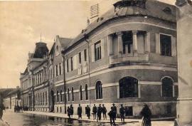 Oradea ieri, Oradea azi: Palatul Poştelor