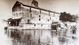 Oradea ieri, Oradea azi: Povestea morii de cereale din cartierul Velenţa