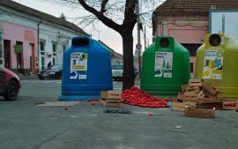Roşii la reciclat