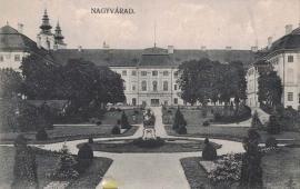 Oradea ieri, Oradea azi: Palatul Baroc