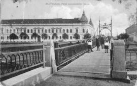 Oradea ieri, Oradea azi: Podul Intelectualilor