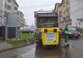 Colectați selectiv! RER îi îndeamnă pe orădeni să colecteze deşeurile reciclabile separat de cele menajere