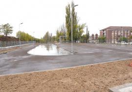 Pentru Oradea curată! Cel de-al doilea centru de colectare gratuită a deşeurilor, de pe strada Uzinelor, este aproape finalizat