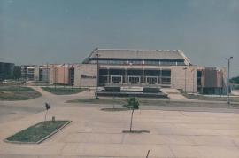 Oradea ieri, Oradea azi: Cum s-a înfiinţat Sala Sporturilor 'Antonio Alexe'