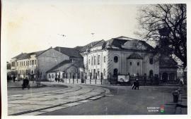 Oradea ieri, Oradea azi: Povestea Sinagogii Aachvas Rein de pe strada Primăriei