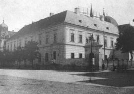 Oradea ieri, Oradea azi: Povestea primului spital, creat de Ordinul călugăresc al mizericordienilor