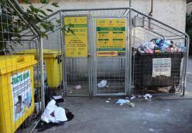Pentru Oradea curată! RER Ecologic Service, un nou apel către orădeni: nu mai lăsaţi gunoaiele lângă ţarcuri!