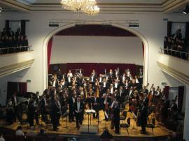 Acorduri simfonice de Erkel, Dvorak şi Strauss, joi, la Filarmonica de Stat