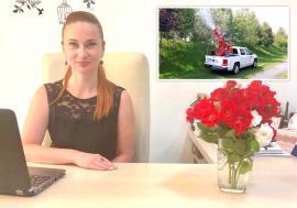 """Biologul Alexandra Puiu explică de ce a ajuns Oradea invadată de ţânţari. """"Este o infestare masivă"""""""