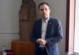Doctor în... sistematizare: Tânărul istoric Cristian Culiciu scoate la lumină planurile pe care edilii comunişti le-au avut pentru Oradea