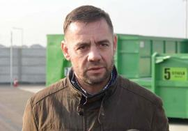 Florin Gontariu, director general în cadrul RER Ecologic Service: 'Încercăm să ne apropiem de cetăţeni'