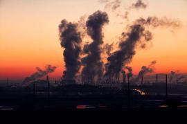 Poluarea aerului ne prosteşte!