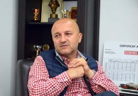 Sorin Buhaş, noul director al CSU Oradea: 'În sport, trebuie să creăm modele'