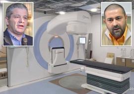 Vorbe goale: Dotarea Centrului Oncologic din Oradea, prilej de dispută între PSD-istul Florian Bodog și managerul liberal Dacian Foncea