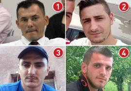 'Diavolii' poartă Prada: Patru hoţi prinşi că au furat poşete de 160.000 euro dintr-un TIR parcat în Aleşd au fost trimişi în judecată