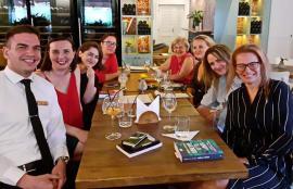 Porția de citit: Un grup de orădeni se întâlnesc o dată pe lună pentru a dezbate ultimele cărți citite