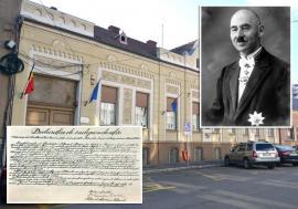 Stegarul Marii Uniri: Unirea Transilvaniei cu Ţara Mamă a avut un prim punct declanşator în Oradea