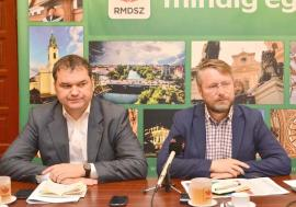 UDMR dă seama! Pentru că primeşte bani de la stat, UDMR Bihor e obligată să dea socoteală cetăţenilor în privinţa cheltuirii lor