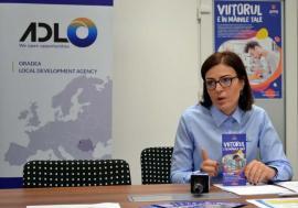 Interviu cu Alina Silaghi, şefa ADLO: 'Oradea este în continuare atractivă'