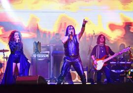 Rock-ul și mustangii: Cine sunt artiștii din trupa orădeană Mustang (VIDEO)