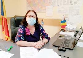 """Daniela Rahotă, șefa DSP Bihor: """"Nu am fost pregătiţi pentru pandemie. Valul doi depinde de noi"""""""