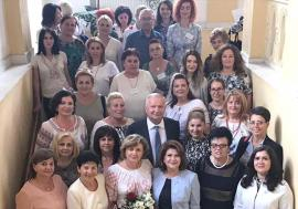 Cu Stela-n frunte: Stela Babău a fost aleasă cu scandal în noua preşedintă-dictatoare a Organizaţiei femeilor PSD Bihor