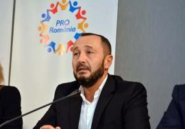 """Fostul prefect PSD-ist Claudiu Pop, acum în Pro România: """"PSD, cum e azi, este istorie"""""""
