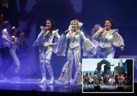 """""""Mamma mia!""""... de România: Faimosul musical ajunge la Oradea de Valentine's Day, cu Loredana Groza în rolul principal"""