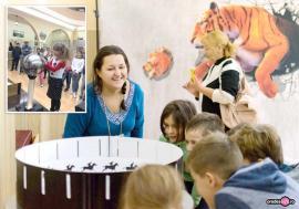 Vizită printre iluzii: Pasionații sunt invitați din nou la Muzeul Iluziilor Optice, concept unic în România, care sosește la Oradea