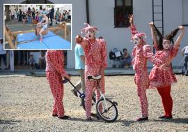 Bucurii pentru copii: De 1 iunie, Kids Fest aduce 3 zile cu distracţii, ateliere, jocuri, magie şi personaje de poveste în Cetate