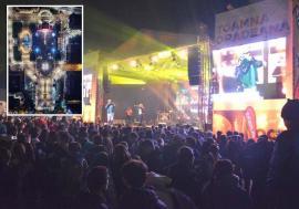 Oradea FestiFall: Vama, 3 Sud Est, The Rock, Smiley, Mihail şi The Motans ajung în orașul de pe Criș