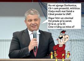 Bodog peste tot: Prodecanul FMF Oradea s-a băgat profesor asociat şi la Medicina din Cluj