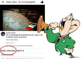 Like Ungaria Mare! Fostului șef de la Bihari Napló îi plac hărțile lui Viktor Orbán