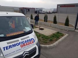 Premieră absolută: Firmă găzduită de parcul industrial din Oradea, racordată ilegal la termoficare (FOTO/VIDEO)
