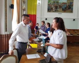 Kirei vs Birta. Majorarea bugetului APTOR la 7,9 milioane lei declanşează polemici în Consiliul Local Oradea