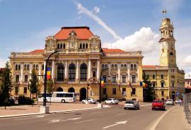 Încep cu turnul. Clădirea Primăriei Oradea va intra în reabilitare la sfârşitul lunii august