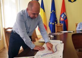 Primăria Oradea va expropria un teren al şcolii auto GES pentru a lărgi urcarea pe centură dinspre Calea Borşului