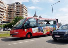 Din 2 septembrie, autobuzul turistic al OTL va circula în zilele de sâmbătă şi duminică