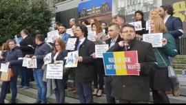 Gura păcătosului… Împotriva cui a protestat, la Bruxelles, procurorul orădean Cristian Ardelean?
