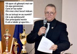 Şef pe veci: Cum a ajuns pensionarul Ionel Bungău să conducă din nou Clubul Sportiv Crişul