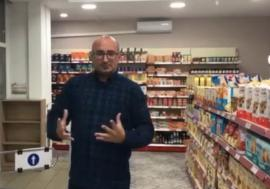 Oradea fără calitate: Patronul lanțului Super Mercato dă vina pe orădeni pentru că nu-i merge afacerea (VIDEO)