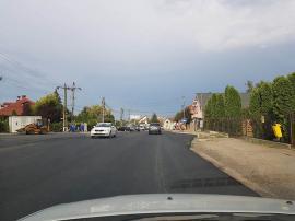 Sensul fără urmă: Sensul giratoriu din centrul Oșorheiului a dispărut peste noapte