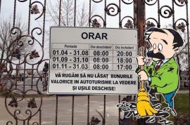 La tăţ ni-i greu: Angajaţii ADP Oradea 'mânâncă' litere