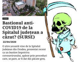 PSD, mai rău ca Covid-ul: Fake news de groază, promovat de un pretins site de știri aflat sub comanda PSD Bihor