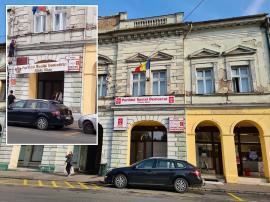 Jos cu PSD! De ce a rămas sediul PSD Bihor fără firmă (VIDEO)