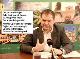 Dezvoltare marca UDMR: Cum umple Cseke Attila Ministerul Dezvoltării de udemeriști din Bihor