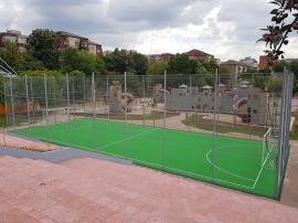 Teren degeaba: De ce stă nefolosit terenul de fotbal din Orășelul Copiilor