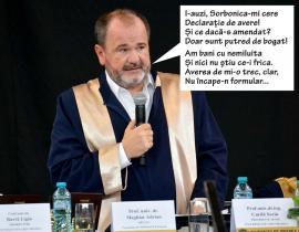 Maghiar secretosul: Decanul de la FMF Oradea nu vrea să-și depună declarația de avere