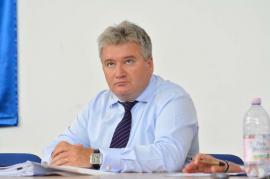 Gramatică de Sorbonica: Document hilar, semnat de rectorul Constantin Bungău