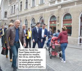 Dumi Duru'! Viitorul prefect, Dumitru Ţiplea, are sarcină să epureze instituţiile deconcentrate din Bihor